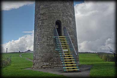 Devenish Island Round Tower