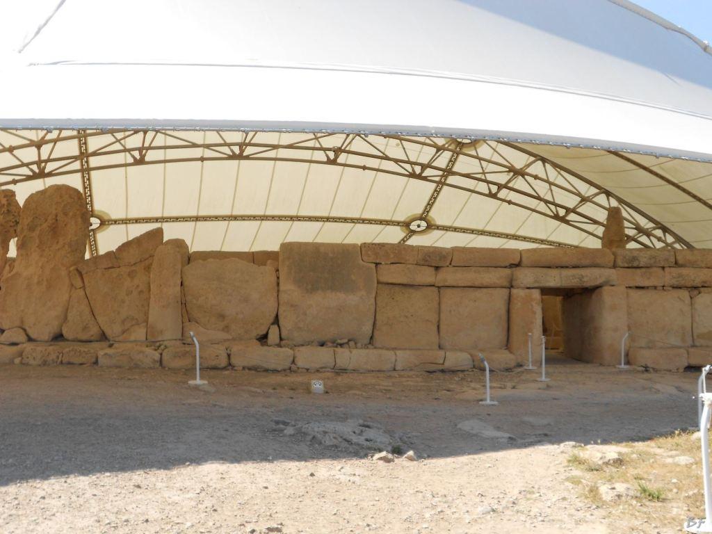 Hagar Him Tempio Megalitico Qrendi Malta 27
