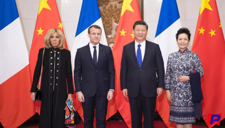 Africa, Biodiversity, China, Communication, Concert, Conversation, Cooperation, Europe, European, European Union, Financial institution, France, interview, Investment, Justice, Negotiation, Pandemic, Paris, Peace, President, Security, Telephone, United Nations, Vaccine, Work, World, World Health Organization, Xi Jinping, President of France, French language, Emmanuel Macron, Globalization, Central Europe, Paris Agreement, Top Stories