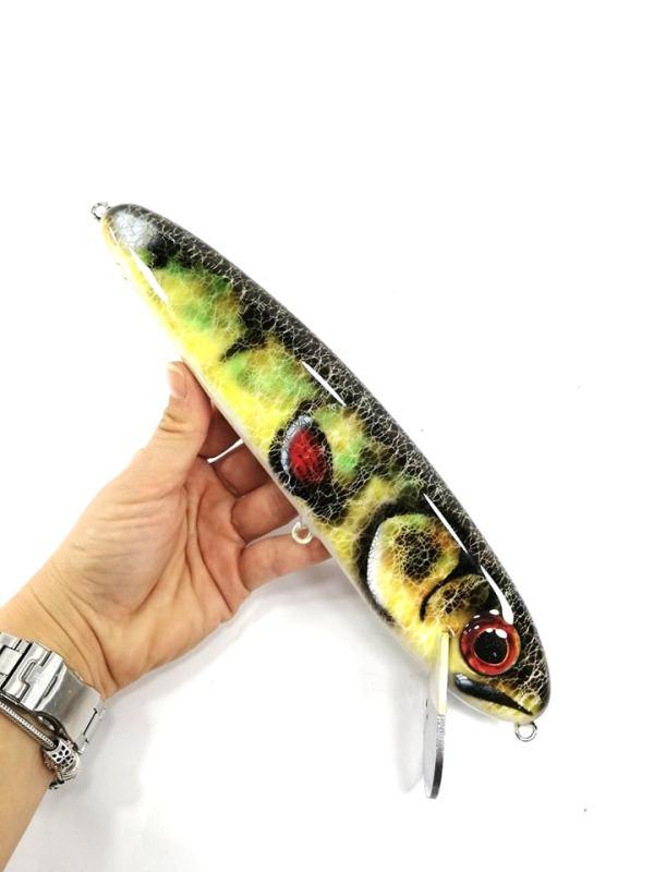 perch musky fishing trolling baits 16