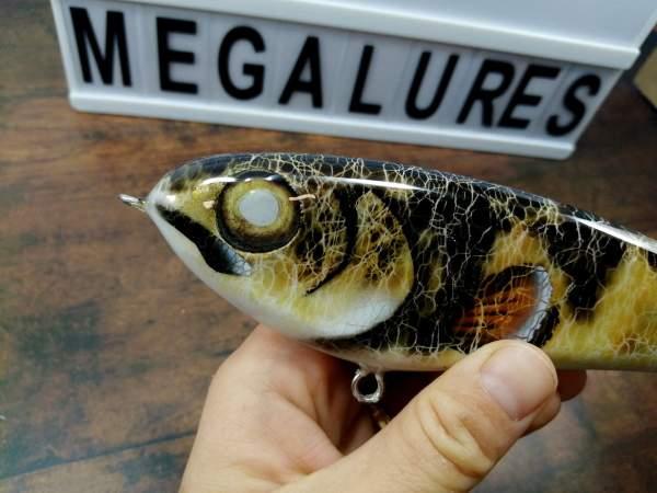 Jerkbait, Walleye, mega lures, musky lures, fishing lures