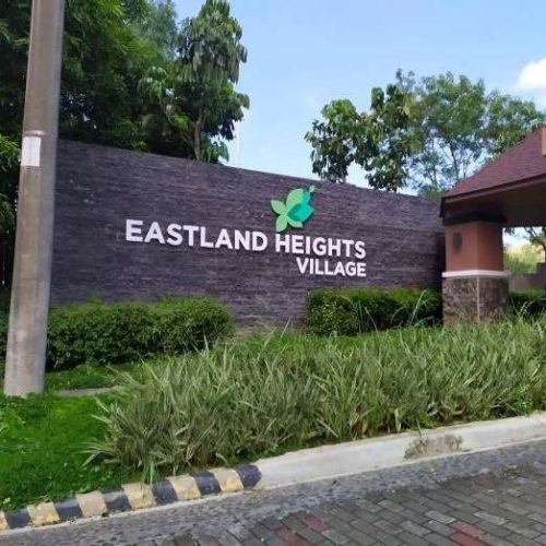 Bank foreclosed Eastland Heights (formerly Forest Hills Golf & Residential Estates), Brgy. Inarawan, Antipolo, Rizal - Image 1