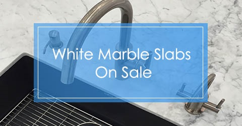 White Marble Slabs On Sale