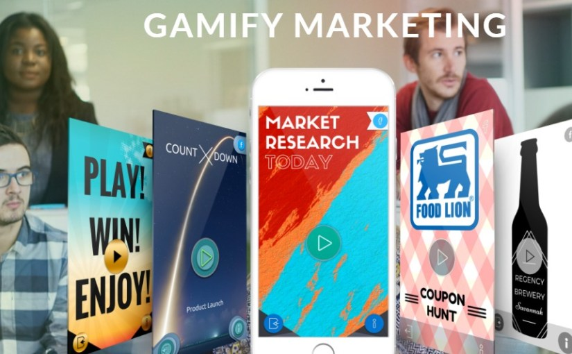 What's up in Gamification #25: Marketing