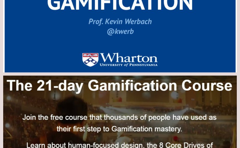Learn Gamification with the Best –  for Free!