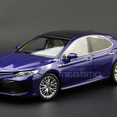 All New Camry Black No Rangka Grand Avanza 1 18 Toyota 2018 White Blue Red Diecast Full Open Quick View