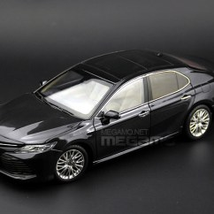 All New Camry White Harga Agya Trd 1 18 Toyota 2018 Blue Red Black Diecast Full Open