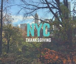 Thanksgiving in New York