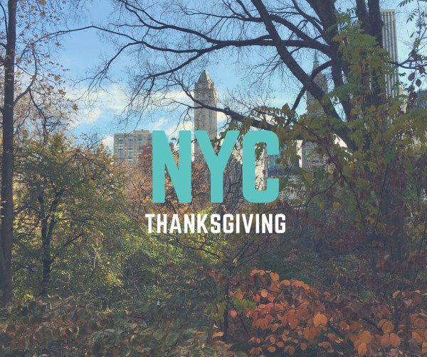 Thanksgiving in New York City