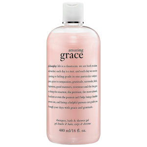 Amazing Grace Shower Gel - Megan & Wendy Gift Guide 2015