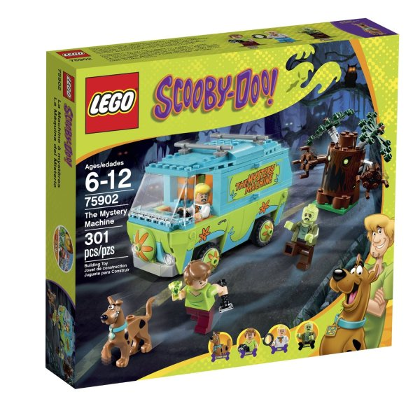 Scooby Doo Mystery Machine LEGO - Megan & Wendy Gift Guide 2015