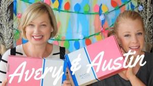 Avery and Austin December Box