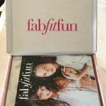 Winter 2015 FabFitFun Subscription Box