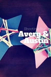 Avery and Austin January 2016 Shooting Stars