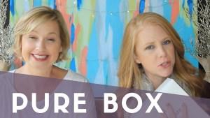 PureBox Natural Beauty Subscription Box
