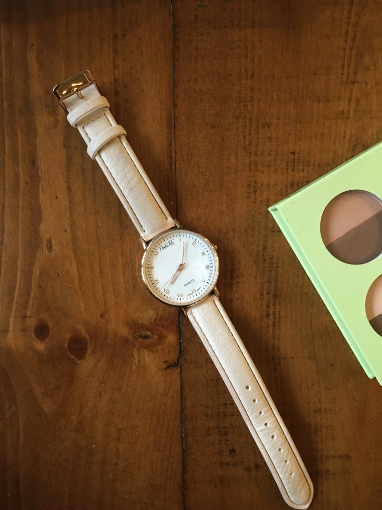 Nanette Lepore Rose Gold Watch - POPSUGAR Must Have March 2016