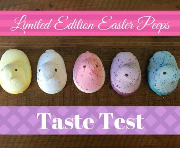 Limited Edition Easter Peeps