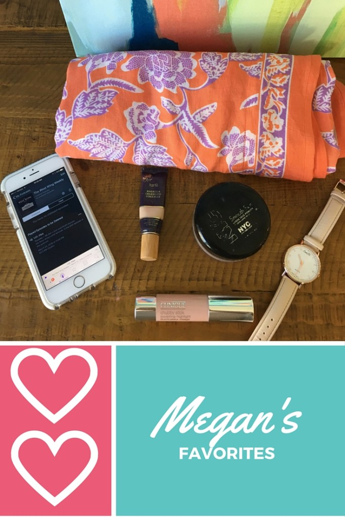 Megan's March Favorites - Long Story Short