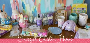 Target Easter Haul from Long Story Short with Megan and Wendy