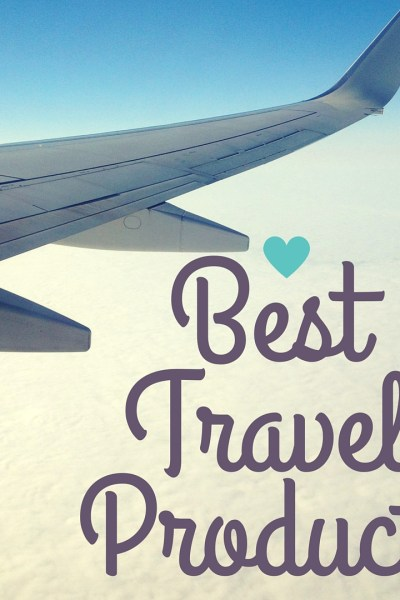 best travel friendly products