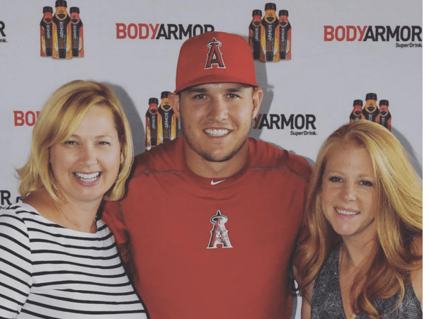 body armor mike trout