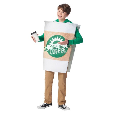 Coffee Cup costume from Target