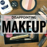 Disappointing Makeup