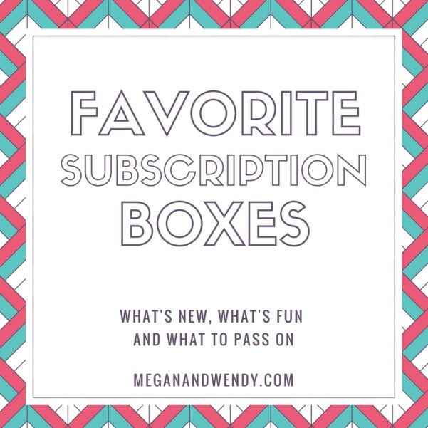 Check out our favorite subscription boxes in beauty, fashion and more.