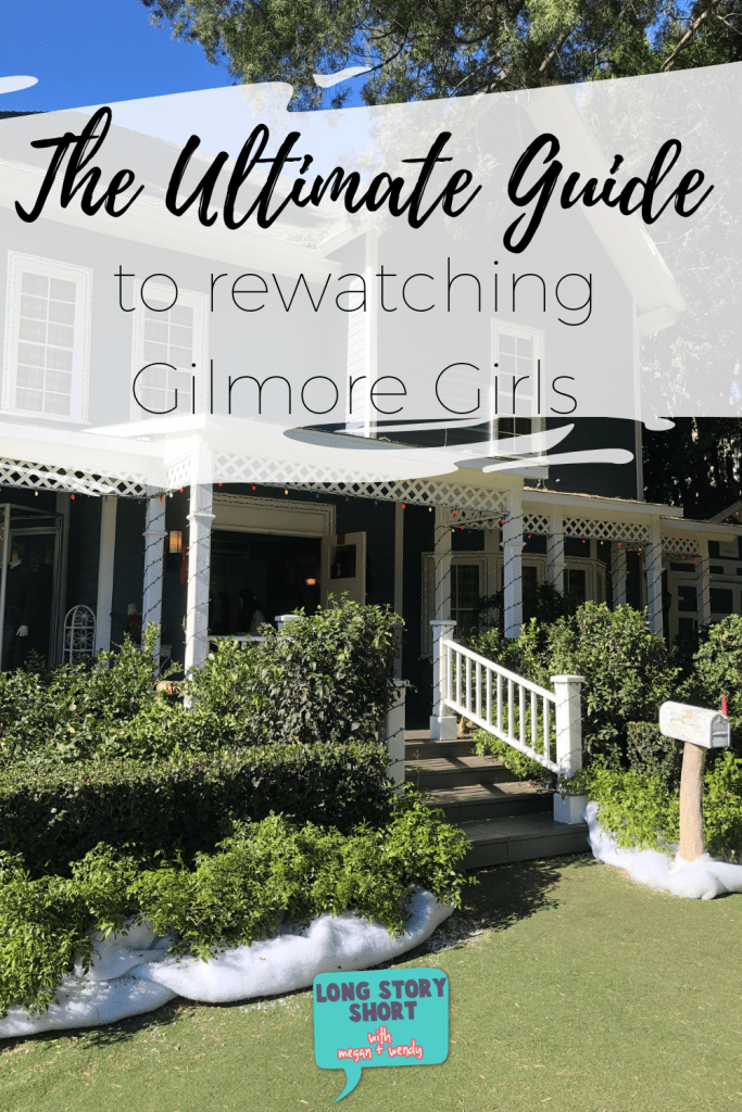 Are you watching Gilmore Girls for the first time? Or, are you rewatching the series? Check out our Ultimate Guide for Rewatching Gilmore Girls, including our favorite companion podcast and books. Plus, a few of our favorite Gilmore Girls things that will level-up your experience.