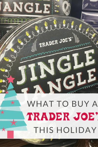 Yummy holiday sweets and treats from Trader Joe's! This is what you should buy this holiday from Trader Joe's.