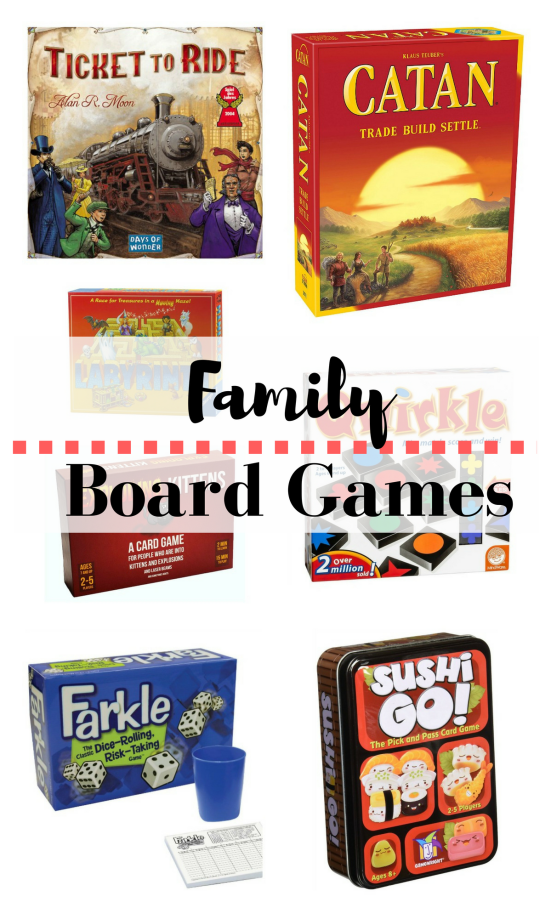 Board Games for the Family
