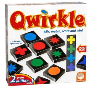 What is Qwirkle?