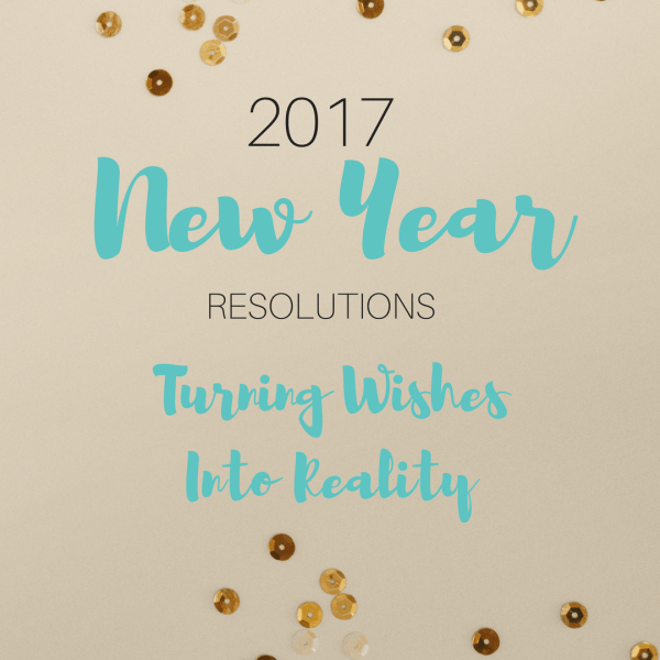 3 easy, attainable resolutions to feel successful in 2017
