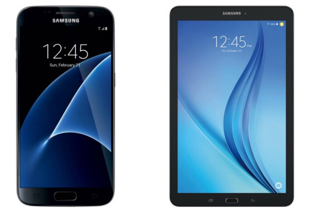 Spend your tax return on new Samsung devices at Walmart!
