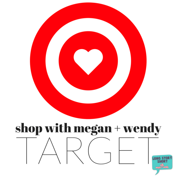Megan and Wendy take you with them as they spend hours looking at everything from shoes, makeup and housewares in everyone's favorite store!