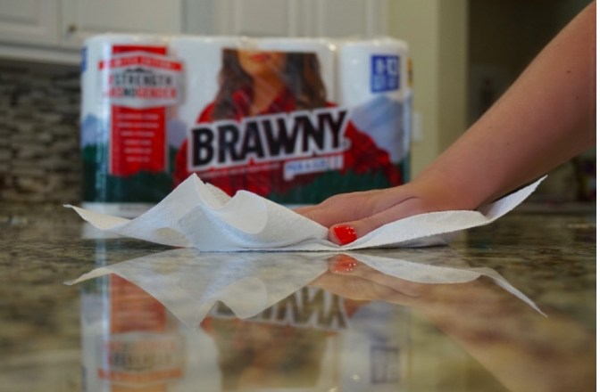 Brawny Counter