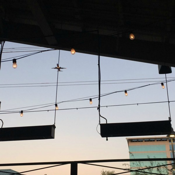 Where to Eat in Tempe, Arizona   Culinary Dropout   Great outdoor, covered eating area with ping pong tables, TVs and more   Long Story Short with Megan and Wendy