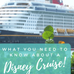 Everything You Need to Know about a Disney Cruise