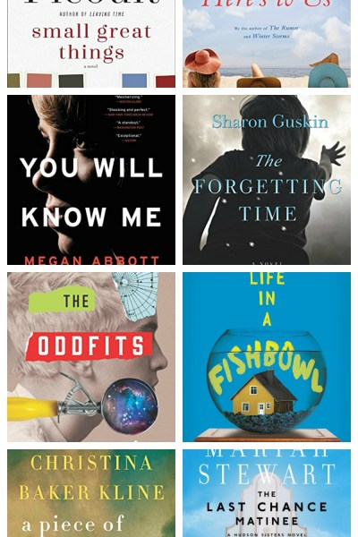 April Book Roundup