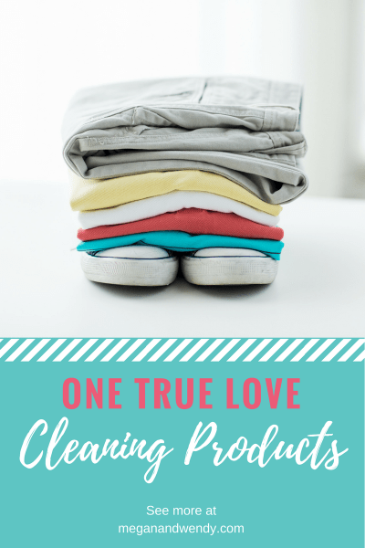 Does anyone else get that excited about a cleaning product? We say yes! See what favorite cleaning products we love.