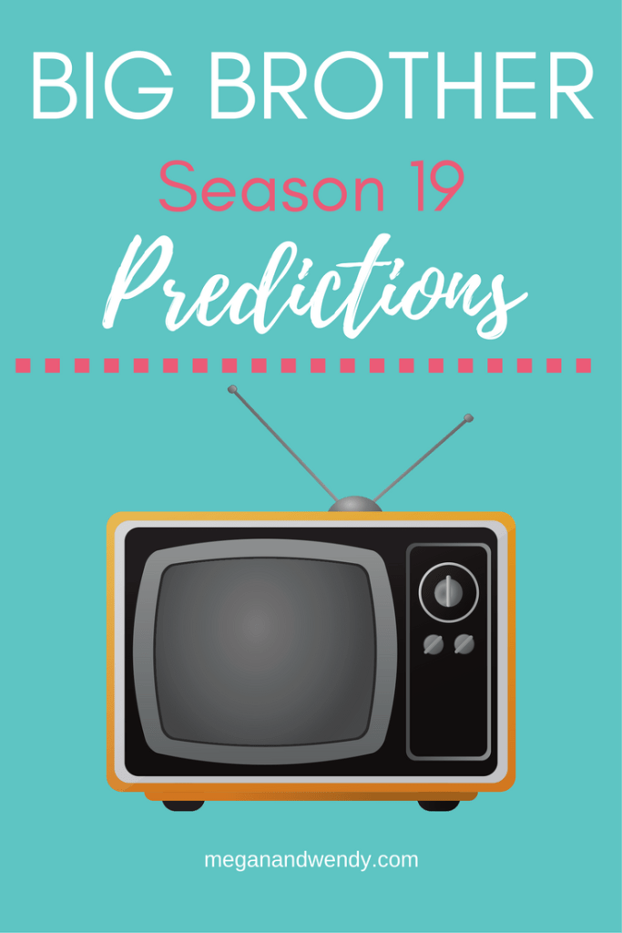 Big Brother Season 19 Predictions