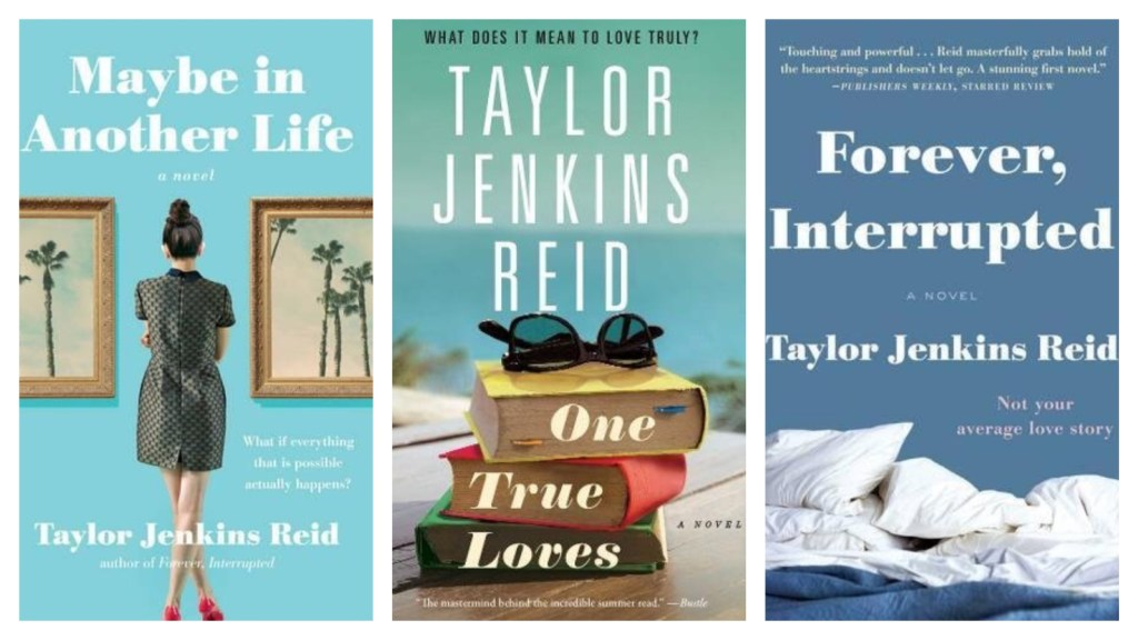Taylor Jenkins Reid - The Ultimate Guide to Summer Binge Reading