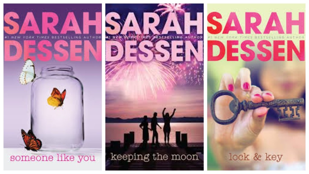 Sarah Dessen - The Ultimate Guide to Summer Binge Reading