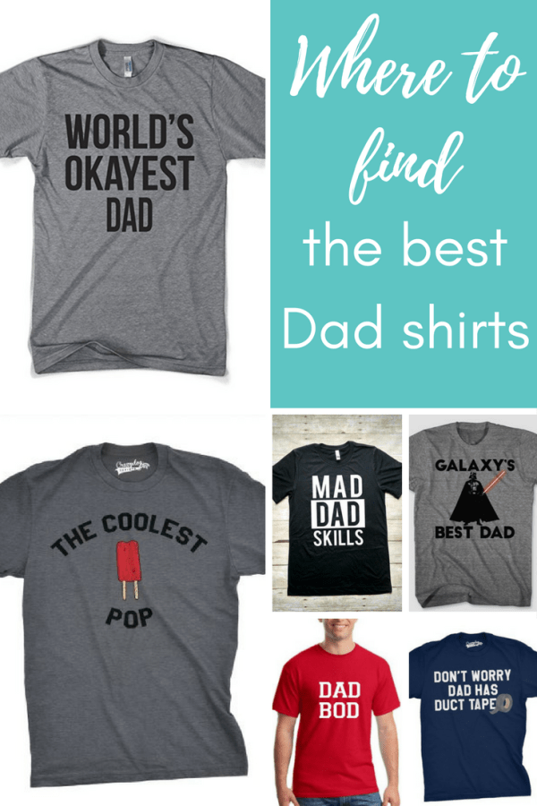 Where to find the best dad shirts on the internet