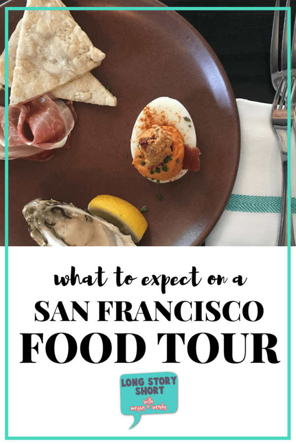 Considering a San Francisco food tour? Read about which one we took, what we ate, where we went and how much it cost.