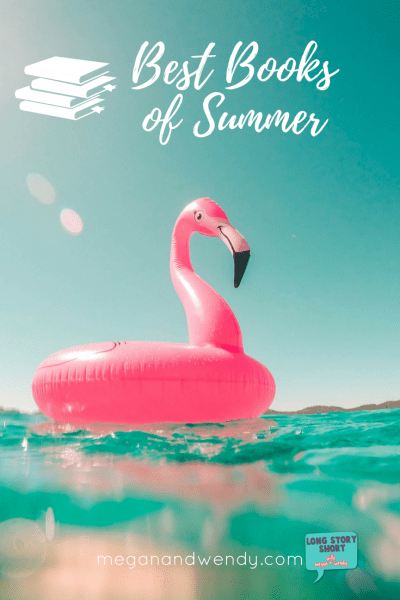 Best Books of Summer - We're rounding up the absolute best things we read this summer along with some of our favorite reading accessories!