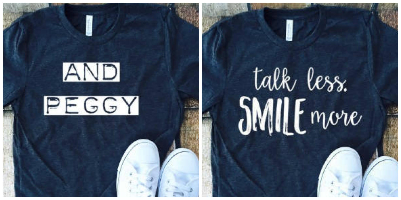 1ac3a0db Best Hamilton T-Shirts on Etsy - Long Story Short