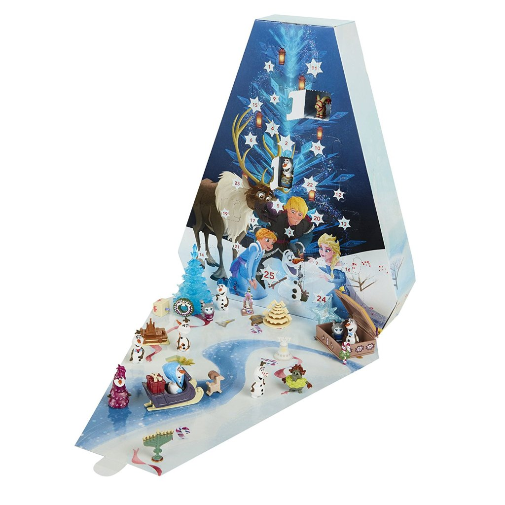 TsumTsum Olaf Advent Calendar