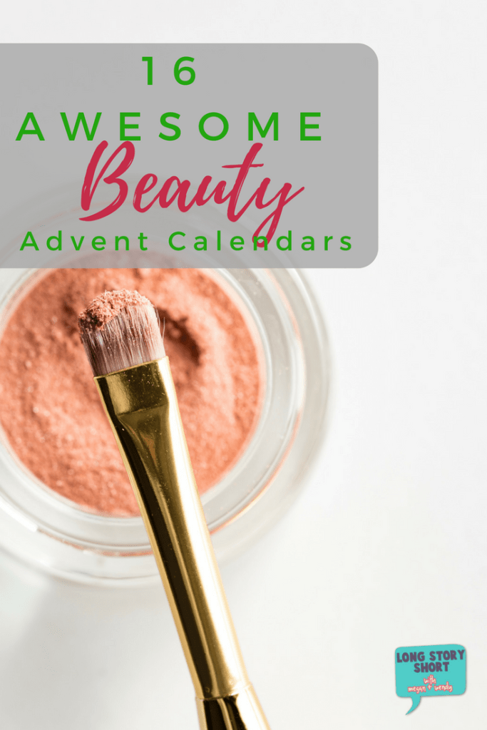 Next up in our roundup of advent calendars we've got the best beauty advent calendars of 2017!