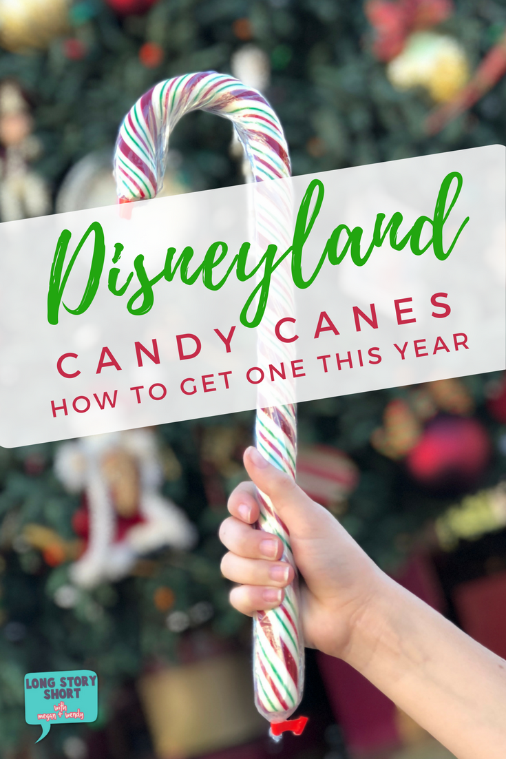 Have you been lucky enough to score a Disneyland candy cane or are these things simply urban legend? Read our experience and a few tips for getting your own this holiday season